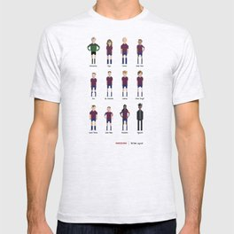 Barcelona - All-time squad T-shirt