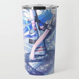 Daiya Aoi - Army Travel Mug
