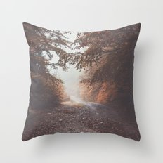 Follow it Throw Pillow