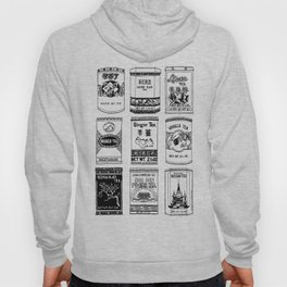 chinese teabox collection Hoody