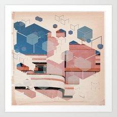 In Every Dream Home A Heartache Art Print