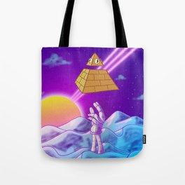 A Normal Desert Tote Bag