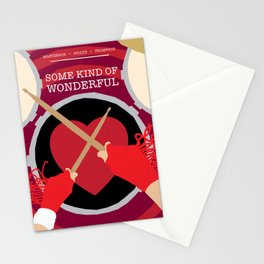 80s TEEN MOVIES :: SOME KIND OF WONDERFUL Stationery Cards
