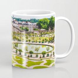 Versailles Gardens | Europe France Nature Landscape Travel Photography Coffee Mug