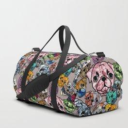 Meteor Dogs Duffle Bag