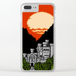 Path to Castle Rock Clear iPhone Case