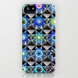 Composite Girih iPhone Case