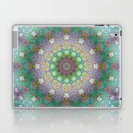 Bee Garden Mandala Laptop & iPad Skin