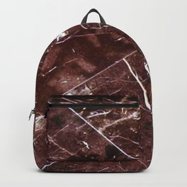 Brown Granite Tiles Backpack