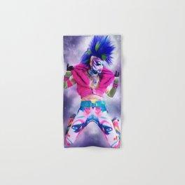 OvahFx Solar Societ6 Galactic Glam Legs Fx  Hand & Bath Towel