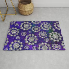 Diamonds Are Forever 2 Rug
