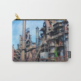 Bethlehem Steel Blast Furnaces 8 Carry-All Pouch