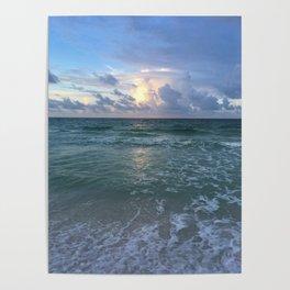 Miramar Sunrise Poster