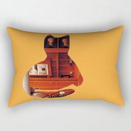 Intelcatual  Rectangular Pillow