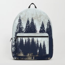 Whispering Evergreens Backpack
