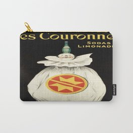 Vintage poster - Les Couronnes Carry-All Pouch