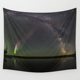 Milky Way and Steve Wall Tapestry
