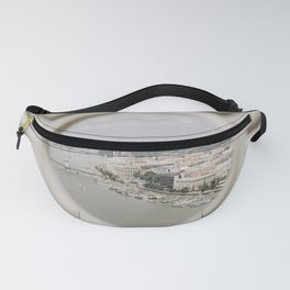 bird's eye view of Budapest Fanny Pack