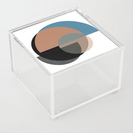 Burger Acrylic Box