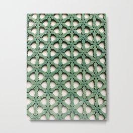 A royal pattern Metal Print
