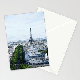 Eiffle Tower Stationery Cards