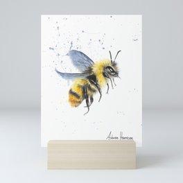 Sun Bee Mini Art Print
