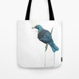 The Parson Bird aka Tui Tote Bag