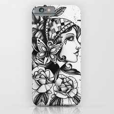 Gipsy Girl - TATTOO Slim Case iPhone 6s