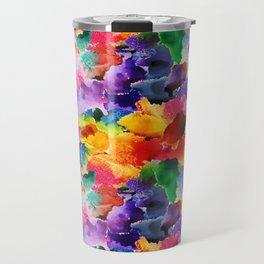 Floral Pattern 13 Travel Mug
