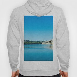 Blue Susquehanna River Hoody
