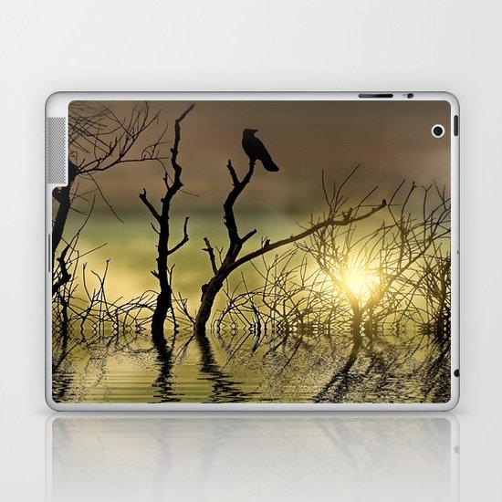 Twilight reflected Laptop & iPad Skin