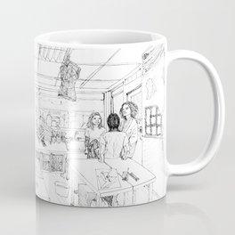 Oh: wow. Coffee Mug