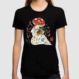 Autumn Women T-shirt