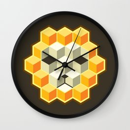 PixeLion Wall Clock