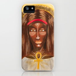 Goddess no 2 iPhone Case