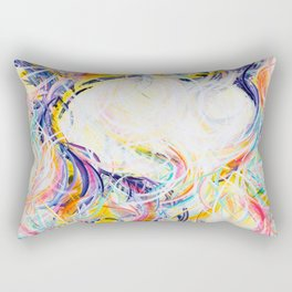 Intimacy of the Infinites (Intimafancy) Rectangular Pillow