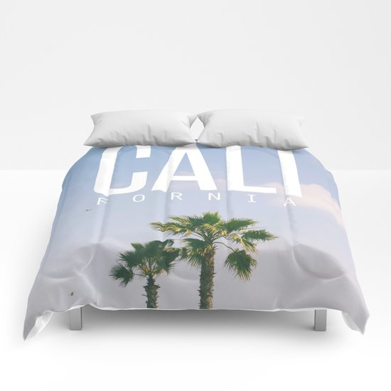 CALI FORNIA Comforters