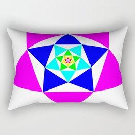 Infinity Star Rectangular Pillow