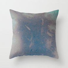 Dream Fish Throw Pillow
