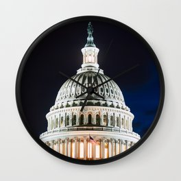 Congressional Wall Clock