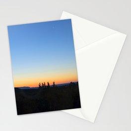 """""""Sunrise Moon"""" Stationery Cards"""