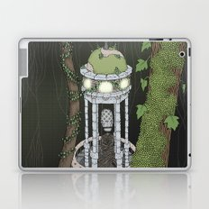 temple of the gatekeeper Laptop & iPad Skin
