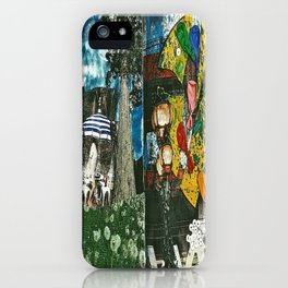 City and Country iPhone Case