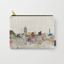 lansing michigan skyline Carry-All Pouch