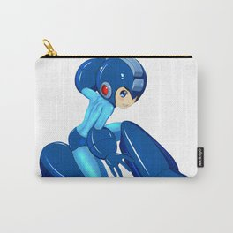 Megaman Cosplay: Buster Up! Carry-All Pouch