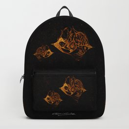 Beyond The Golden Sea Backpack