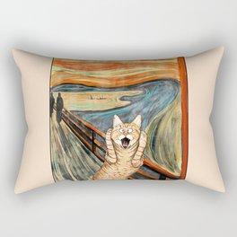 The Meow Rectangular Pillow