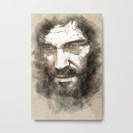 Joel - The Last Of Us [sketch] Metal Print