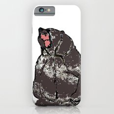 He's a bear in a bad mood Slim Case iPhone 6s