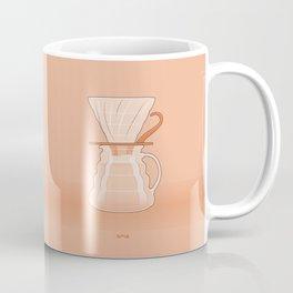 Coffee Maker Series - Pour-over Dripper Coffee Mug